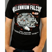 Star Wars Lego Falcon T Shirt