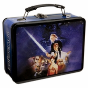 Star Wars Return Jedi Tin Lunch Box