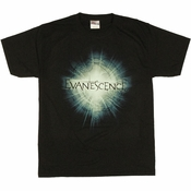 Evanescence Name T Shirt
