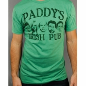 Its Always Sunny in Philadelphia Pub Faces T Shirt Sheer