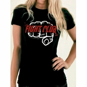 Fight Club Fist Outline Baby Tee