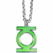 Green Lantern Necklace
