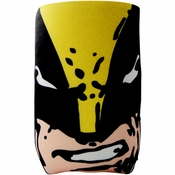 Wolverine Face Can Holder