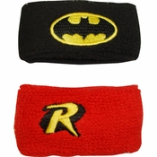 Batman Robin Wristband Set