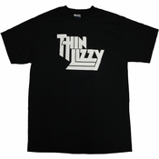 Thin Lizzy Logo T Shirt