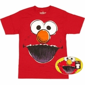 Sesame Street Elmo T Shirt in Tin