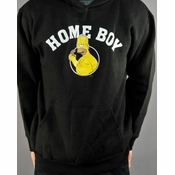 Simpsons Homer Home Boy Hoodie