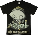 Family Guy Stewie Trust T Shirt