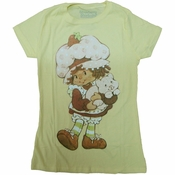 Strawberry Shortcake Cat Baby Tee