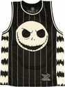 Nightmare Before Christmas Jack Basketball Jersey