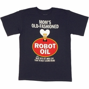 Futurama Robot Oil T Shirt