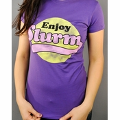 Futurama Enjoy Slurm Baby Tee