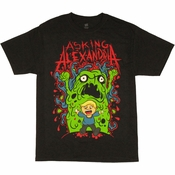 Asking Alexandria Chase T Shirt