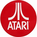 Atari Red Sticker