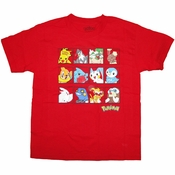 Pokemon Boxes Youth T Shirt