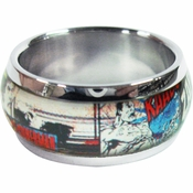 Superman Comic Ring