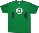 Green Lantern New 52 Costume T Shirt