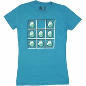Minecraft Diamond Chestplate Baby Tee