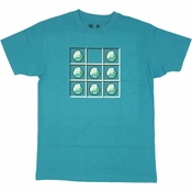 Minecraft Diamond Chestplate T Shirt