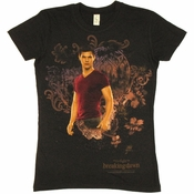 Twilight Breaking Dawn Jacob Baby Tee