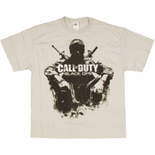 Call of Duty Black Ops T Shirt