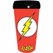 Flash Plastic Travel Mug