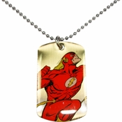Flash Dog Tag