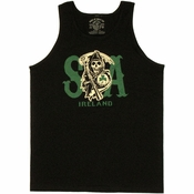 Sons of Anarchy Ireland Tank Top Shirt