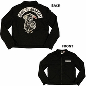 Sons of Anarchy Womens Mechanics Jacket