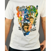SHIELD Nick Fury T Shirt