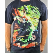 Marvel Hulk Attack T Shirt