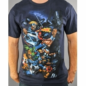 Marvel Good Evil T Shirt