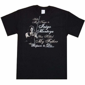 Princess Bride Inigo Monotoya T-Shirt