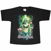 Reboot Andraia Youth T-Shirt