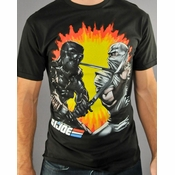GI Joe Ninja Duel T Shirt Sheer