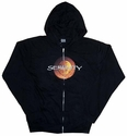 Serenity Zipper Hoodies