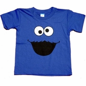 Sesame Street Cookie Monster Kids Shirt