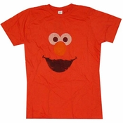 Elmo Faded T-Shirt Sheer