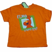 Elmo Kids Shirt