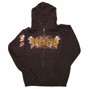 Pantera Zipper Hoodies