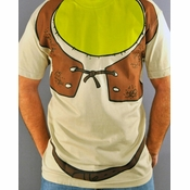 Shrek Costume T-Shirt