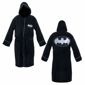 Batman Hooded Terrycloth Robe
