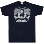 Big Lebowski Pacifism T-Shirt Sheer