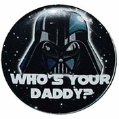 Darth Vader Button