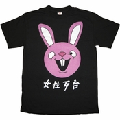 Sucker Punch Bunny T Shirt