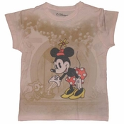 Minnie Mouse Sublimated Baby Tee