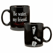 Bruce Lee Be Water Mug