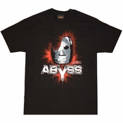 TNA Abyss Heads Roll T-Shirt