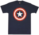 Captain America Logo Shirt