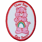 Care Bears Cheer Bear Patch